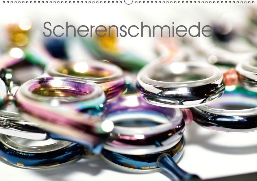 Scherenschmiede (Wandkalender 2017 DIN A2 quer) - Coverbild