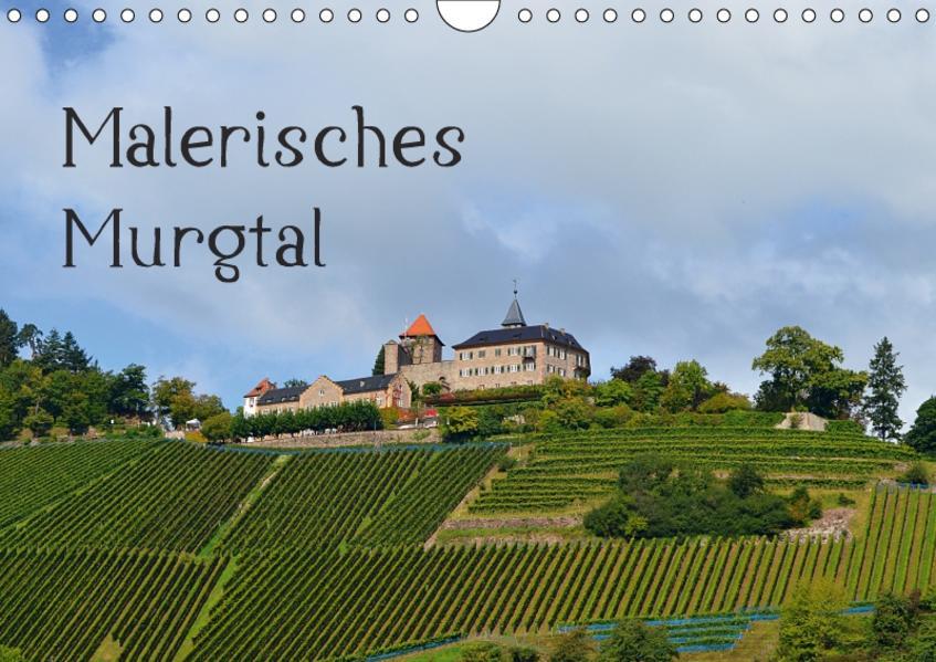 Malerisches Murgtal (Wandkalender 2017 DIN A4 quer) - Coverbild