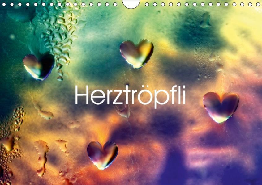 HerztröpfliCH-Version  (Wandkalender 2017 DIN A4 quer) - Coverbild