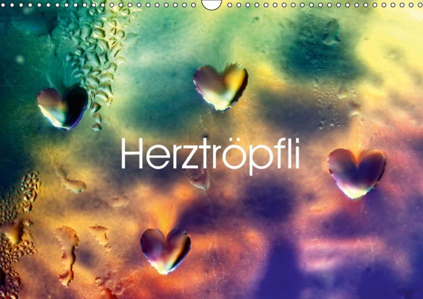 HerztröpfliCH-Version  (Wandkalender 2017 DIN A3 quer) - Coverbild