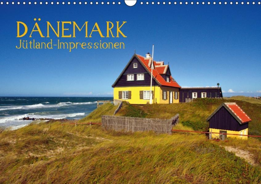 Dänemark - Jütland-Impressionen (Wandkalender 2017 DIN A3 quer) - Coverbild