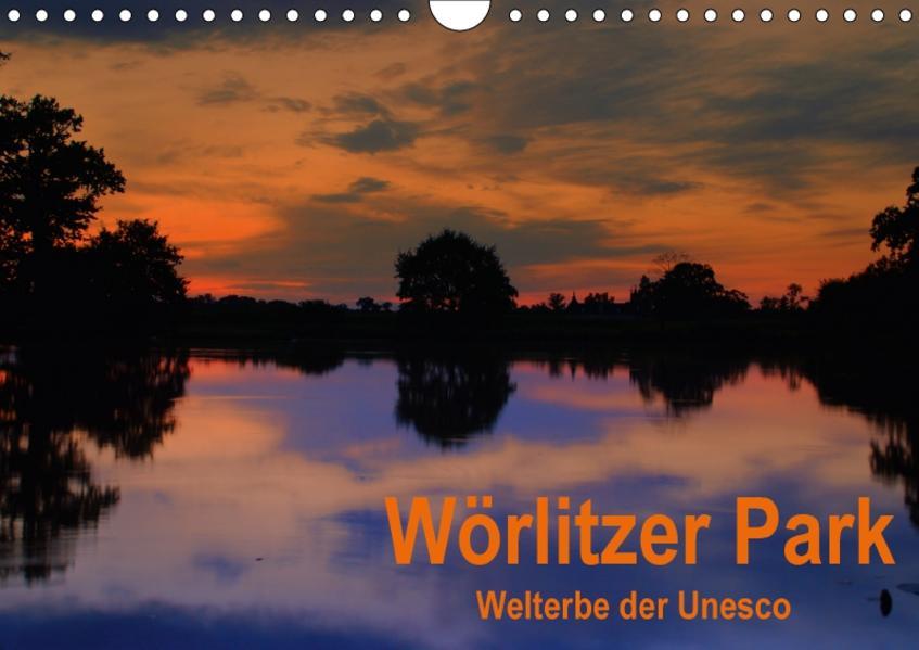 Wörlitzer Park (Wandkalender 2017 DIN A4 quer) - Coverbild