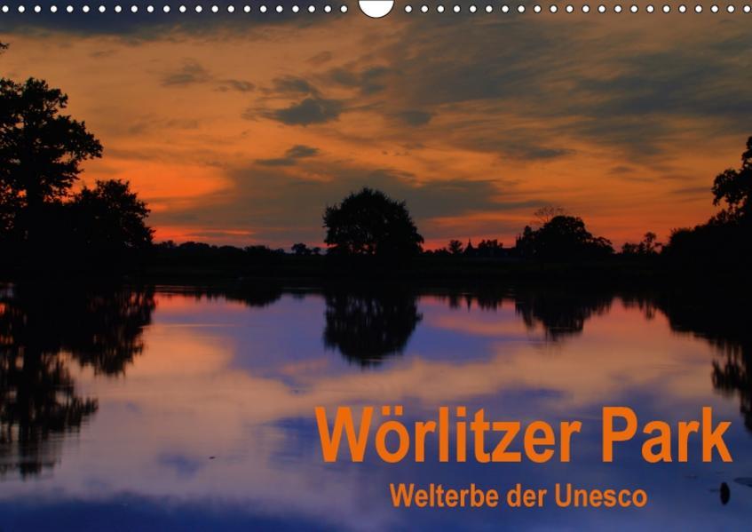 Wörlitzer Park (Wandkalender 2017 DIN A3 quer) - Coverbild