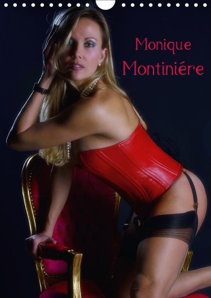 Monique Montiniére (Wandkalender 2017 DIN A4 hoch) - Coverbild