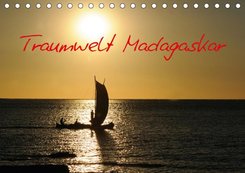 Traumwelt Madagaskar (Tischkalender 2017 DIN A5 quer) - Coverbild