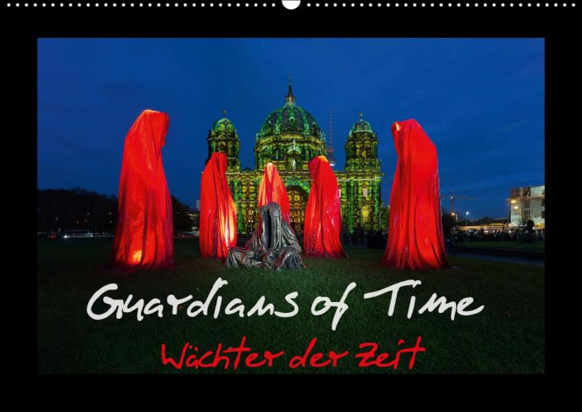 Guardians of Time - Wächter der Zeit (Wandkalender 2017 DIN A2 quer) - Coverbild