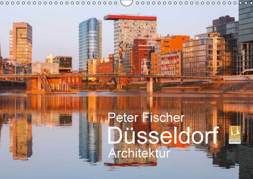 Düsseldorf - Architektur (Wandkalender 2017 DIN A3 quer) - Coverbild