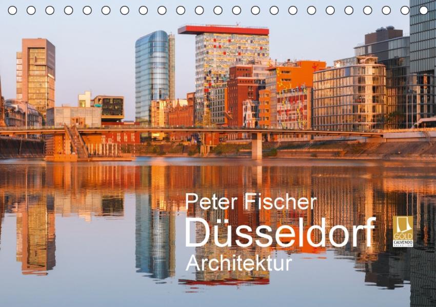 Düsseldorf - Architektur (Tischkalender 2017 DIN A5 quer) - Coverbild