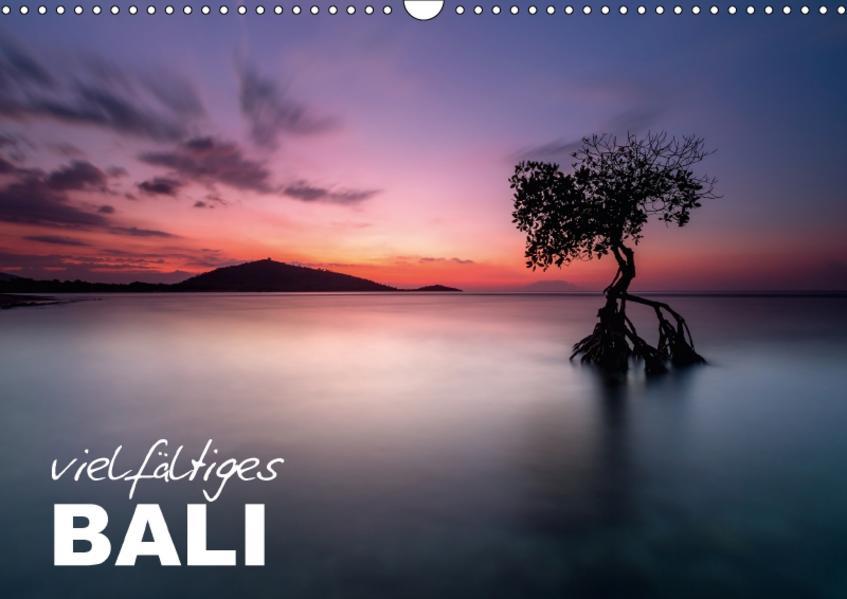 Vielfältiges Bali (Wandkalender 2017 DIN A3 quer) - Coverbild