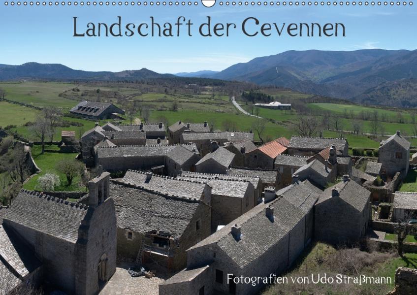 Cevennen (Wandkalender 2017 DIN A2 quer) - Coverbild