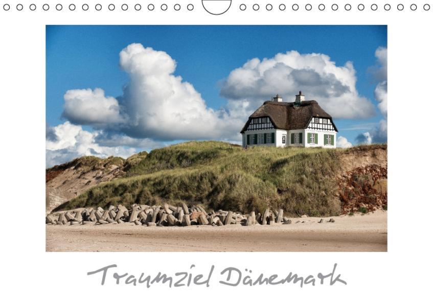 Traumziel Dänemark (Wandkalender 2017 DIN A4 quer) - Coverbild