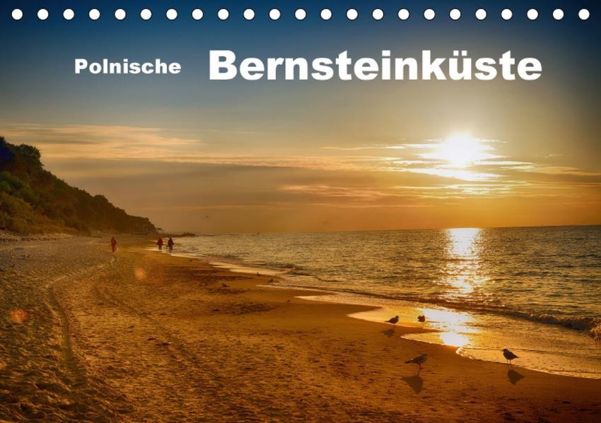 Polnische Bernsteinküste (Tischkalender 2017 DIN A5 quer) - Coverbild