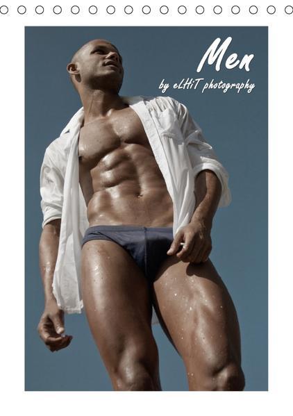 Männer / Men - by eLHiT photography (Tischkalender 2017 DIN A5 hoch) - Coverbild