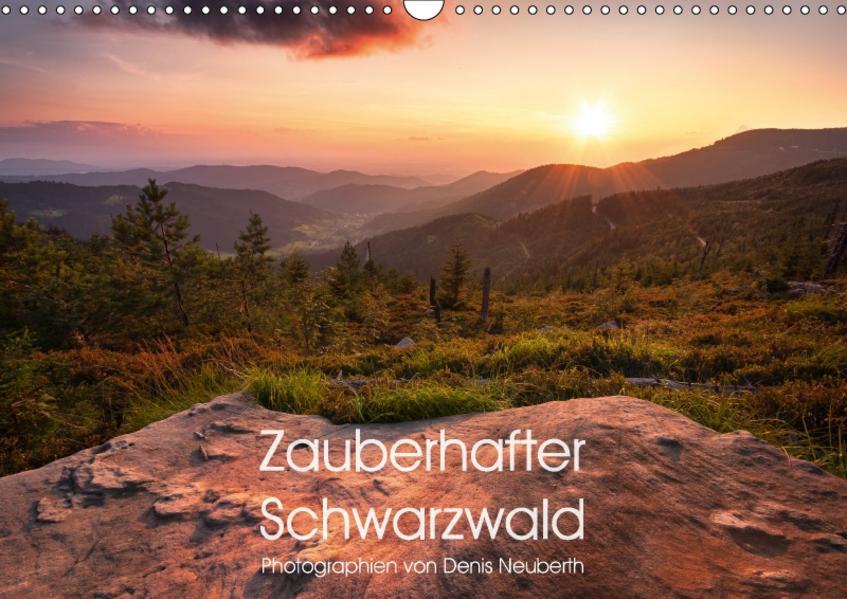 Zauberhafter Schwarzwald (Wandkalender 2017 DIN A3 quer) - Coverbild