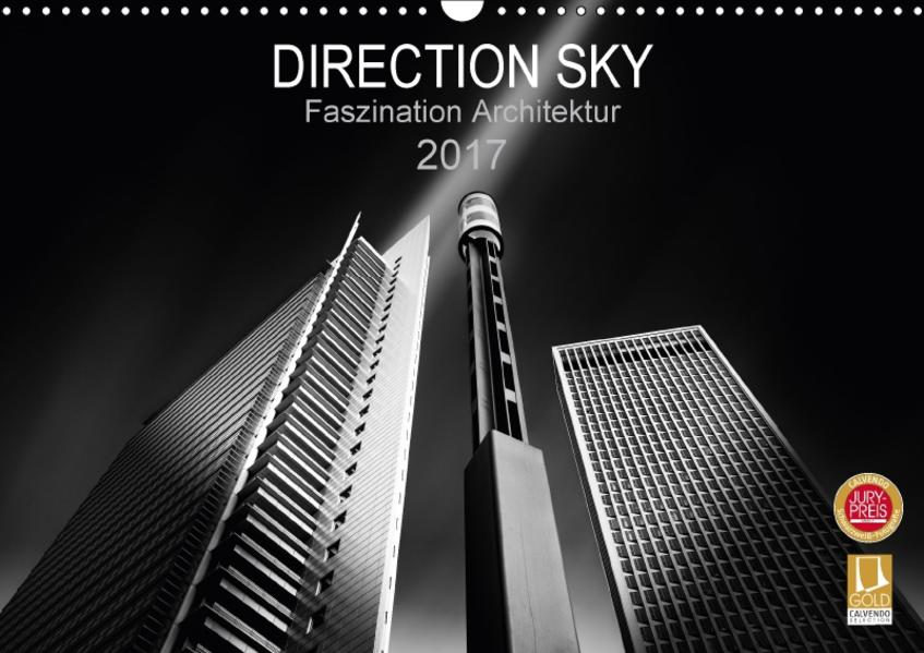Direction Sky - Faszination Architektur 2017 (Wandkalender 2017 DIN A3 quer) - Coverbild