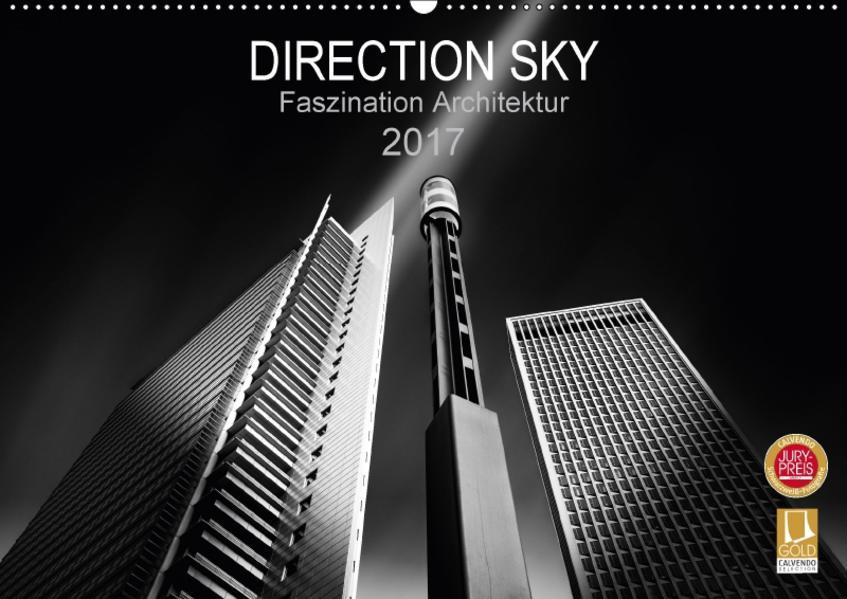 Direction Sky - Faszination Architektur 2017 (Wandkalender 2017 DIN A2 quer) - Coverbild