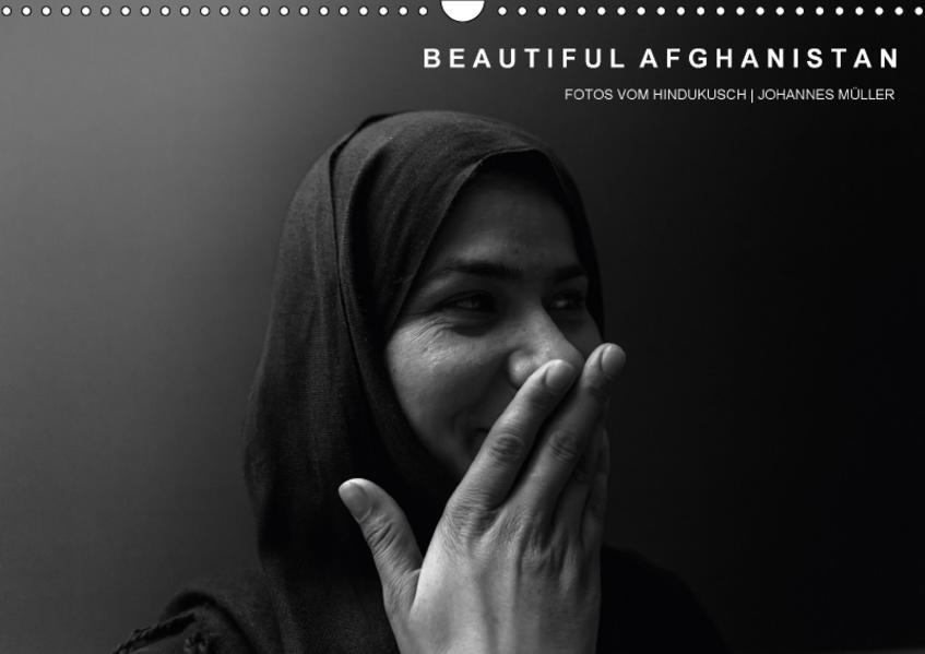 Beautiful Afghanistan  Fotos vom Hindukusch (Wandkalender 2017 DIN A3 quer) - Coverbild