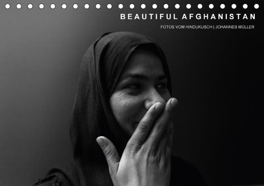 Beautiful Afghanistan  Fotos vom Hindukusch (Tischkalender 2017 DIN A5 quer) - Coverbild