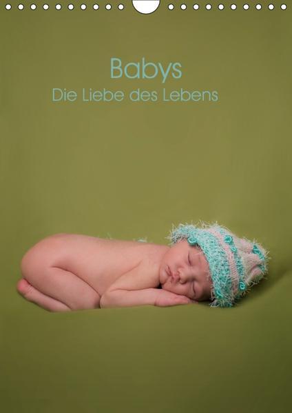 Babys - Die Liebe des Lebens (Wandkalender 2017 DIN A4 hoch) - Coverbild