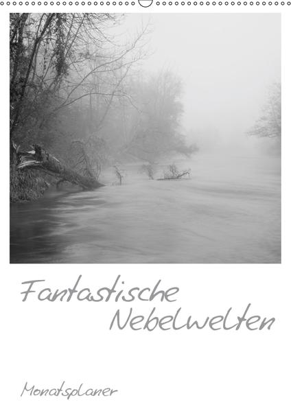Fantastische Nebelwelten (Wandkalender 2017 DIN A2 hoch) - Coverbild