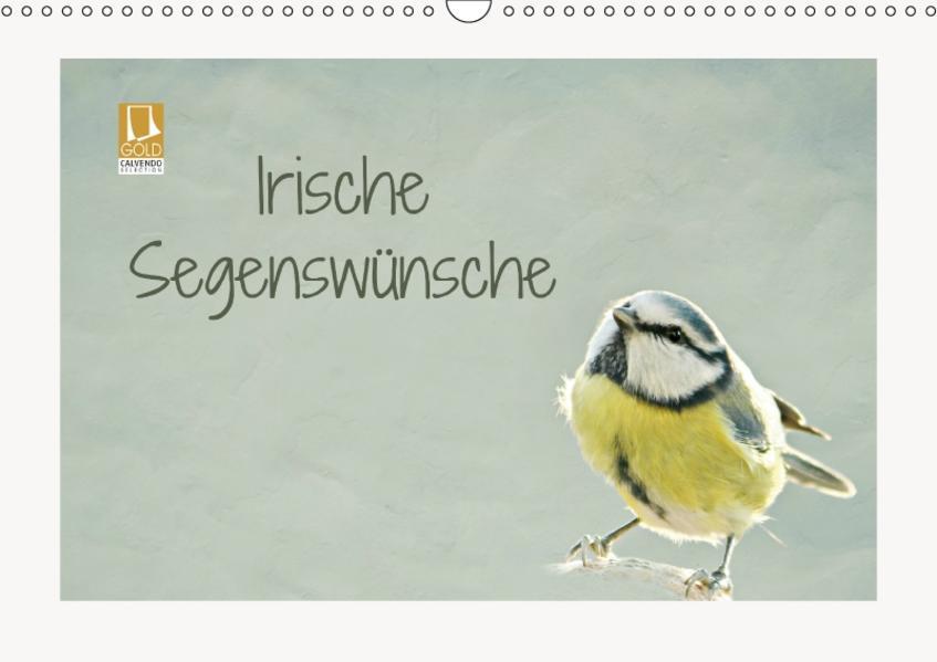 Irische Segenswünsche (Wandkalender 2017 DIN A3 quer) - Coverbild