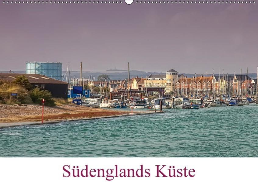 Südenglands Küste (Wandkalender 2017 DIN A2 quer) - Coverbild