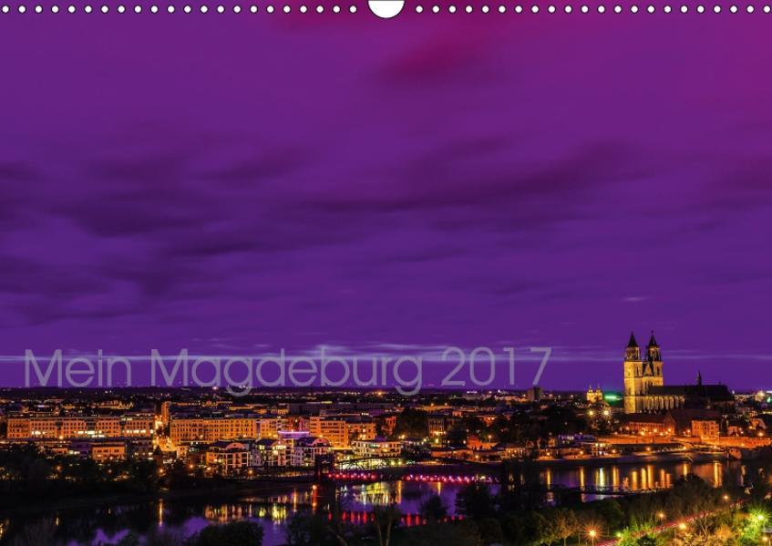 Mein Magdeburg (Wandkalender 2017 DIN A3 quer) - Coverbild