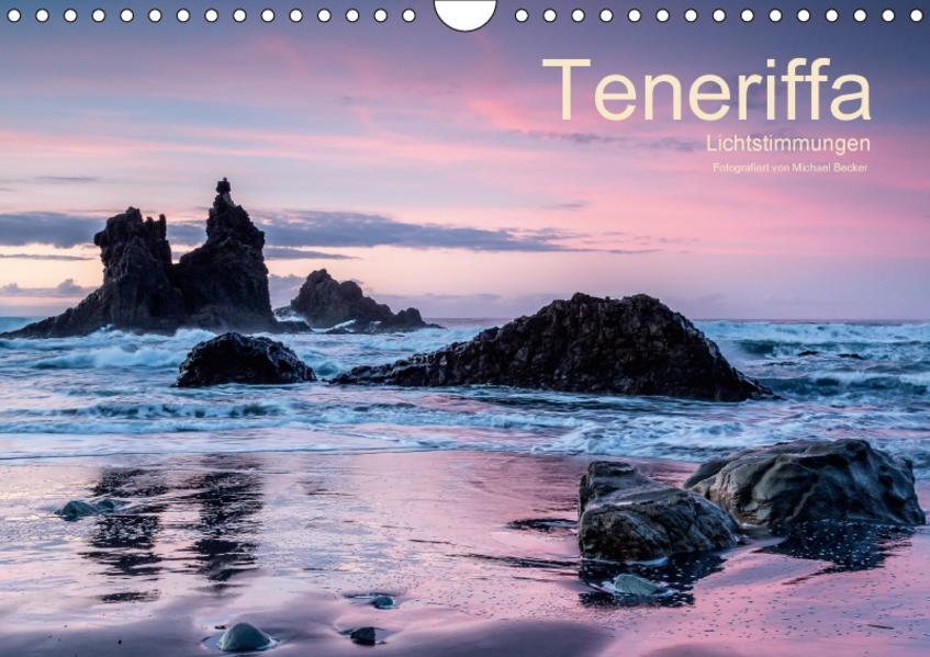 Teneriffa - Lichtstimmungen (Wandkalender 2017 DIN A4 quer) - Coverbild