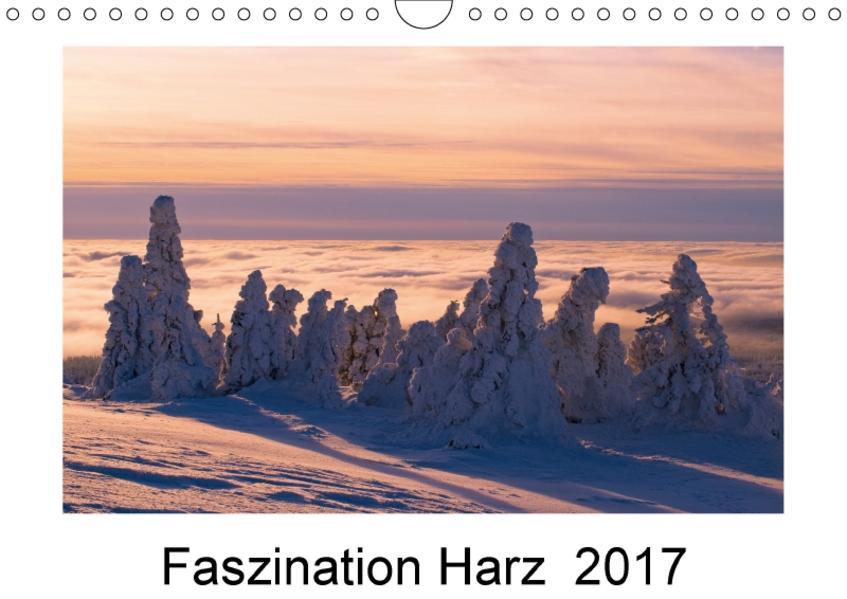 Faszination Harz 2017 (Wandkalender 2017 DIN A4 quer) - Coverbild