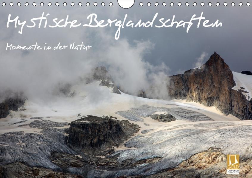 Mystische Berglandschaften (Wandkalender 2017 DIN A4 quer) - Coverbild