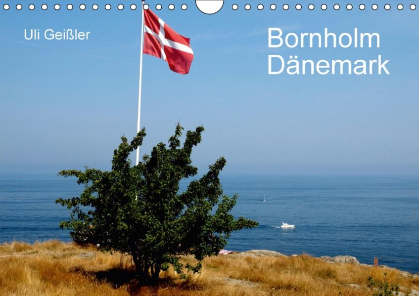 Bornholm - Dänemark (Wandkalender 2017 DIN A4 quer) - Coverbild