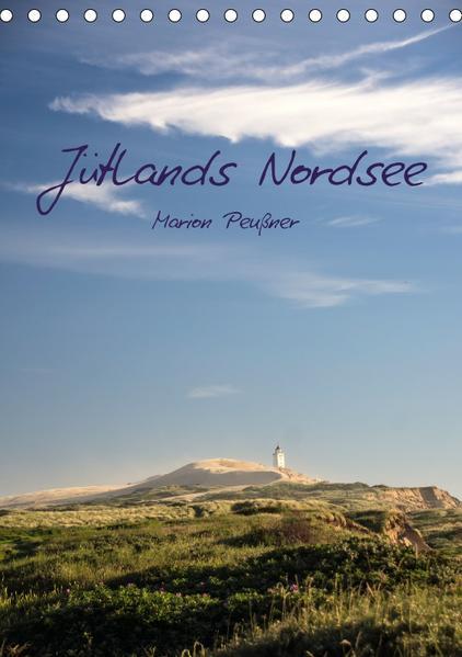 Jütlands Nordsee (Tischkalender 2017 DIN A5 hoch) - Coverbild