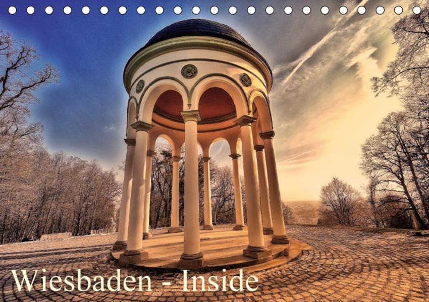 Wiesbaden - Inside (Tischkalender 2017 DIN A5 quer) - Coverbild