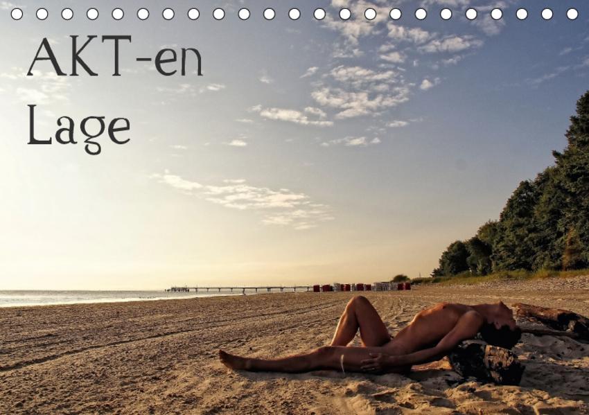 AKT-en-Lage (Tischkalender 2017 DIN A5 quer) - Coverbild