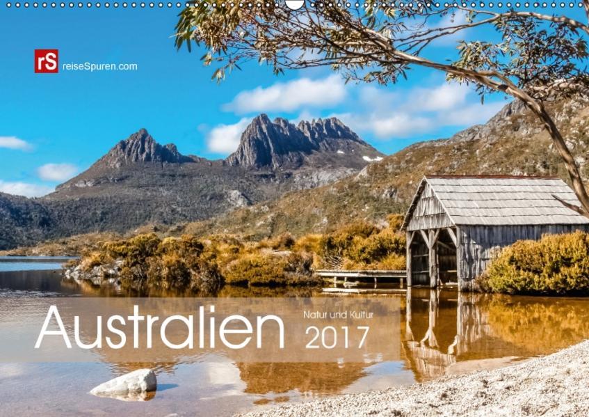Australien 2017 Natur und Kultur (Wandkalender 2017 DIN A2 quer) - Coverbild