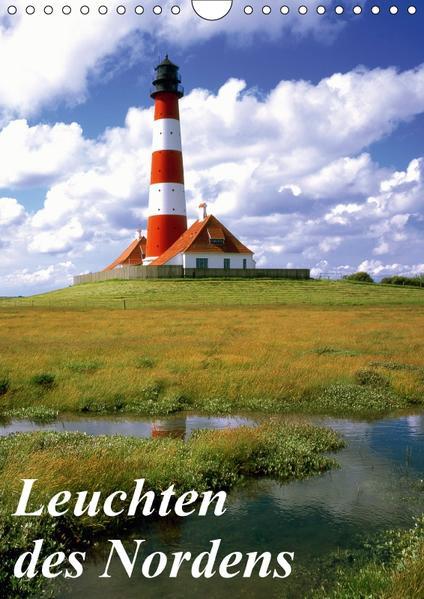 Leuchten des Nordens (Wandkalender 2017 DIN A4 hoch) - Coverbild