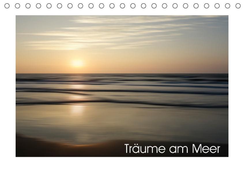 Träume am Meer (Tischkalender 2017 DIN A5 quer) - Coverbild