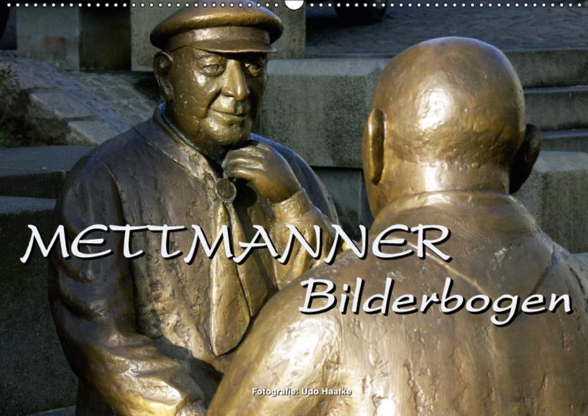 Mettmanner Bilderbogen 2017 (Wandkalender 2017 DIN A2 quer) - Coverbild