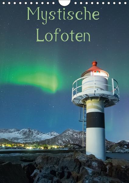 Mystische Lofoten (Wandkalender 2017 DIN A4 hoch) - Coverbild