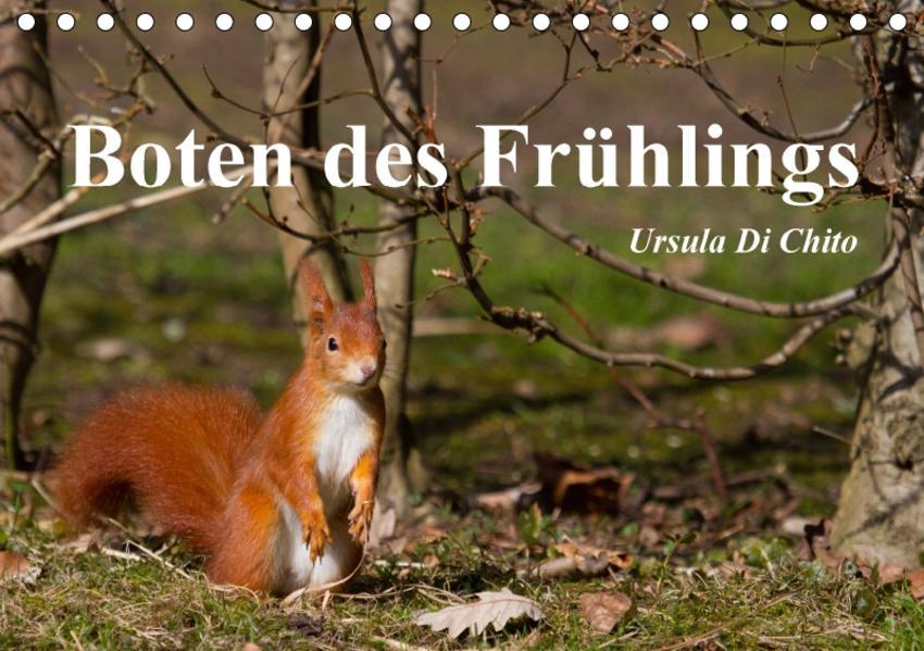 Boten des Frühlings (Tischkalender 2017 DIN A5 quer) - Coverbild