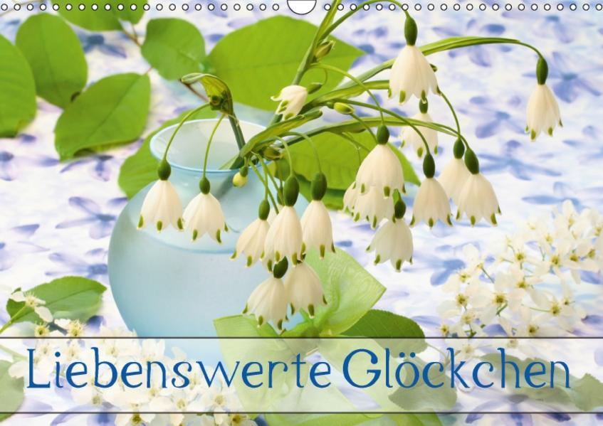 Liebenswerte Glöckchen (Wandkalender 2017 DIN A3 quer) - Coverbild