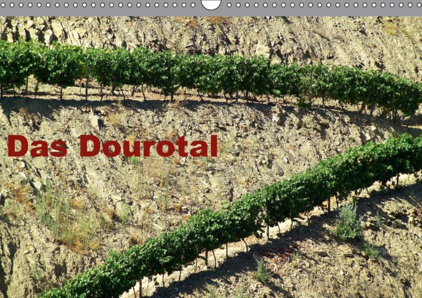 Das Dourotal (Wandkalender 2017 DIN A3 quer) - Coverbild