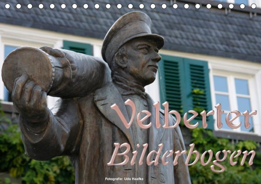 Velberter Bilderbogen 2017 (Tischkalender 2017 DIN A5 quer) - Coverbild