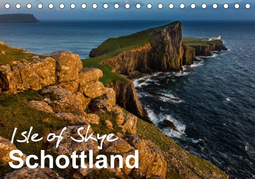 Schottland - Isle of Skye (Tischkalender 2017 DIN A5 quer) - Coverbild