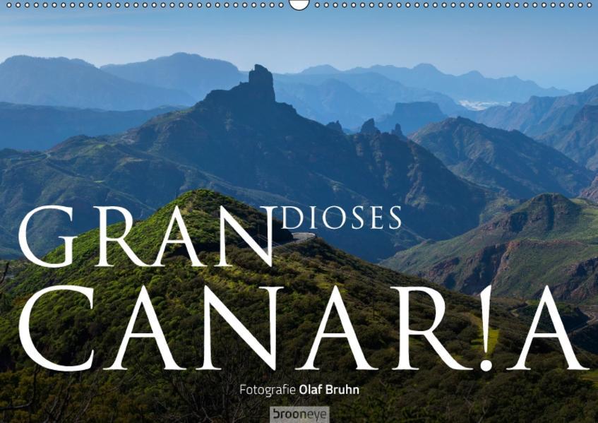 Grandioses Canaria (Wandkalender 2017 DIN A2 quer) - Coverbild