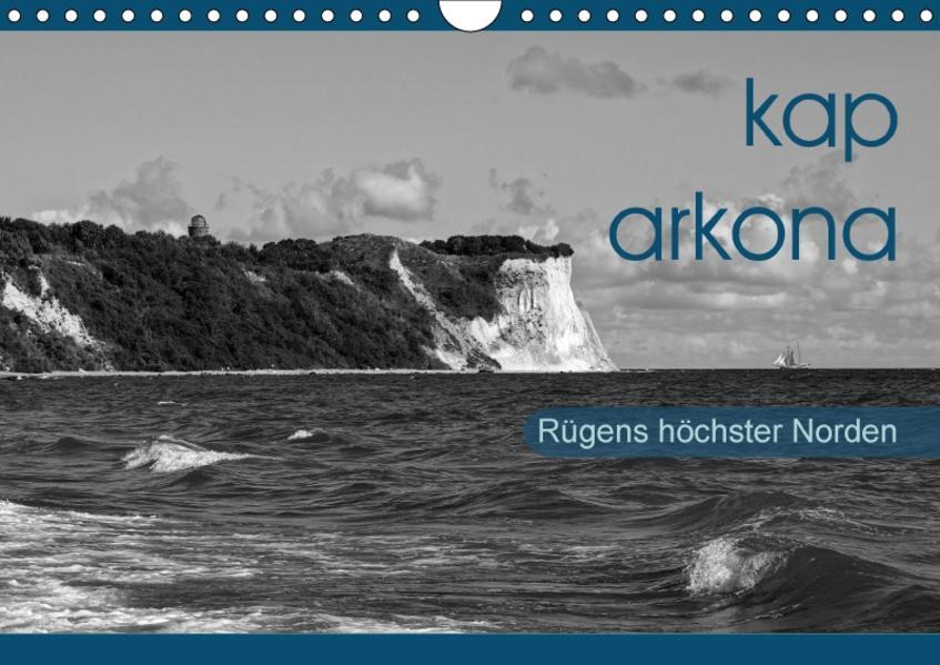 Kap Arkona - Rügens höchster Norden (Wandkalender 2017 DIN A4 quer) - Coverbild
