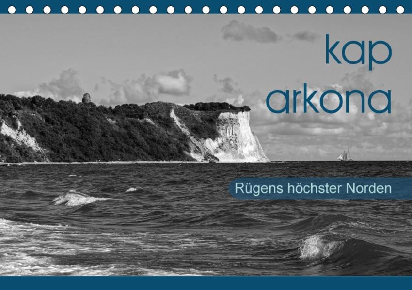 Kap Arkona - Rügens höchster Norden (Tischkalender 2017 DIN A5 quer) - Coverbild