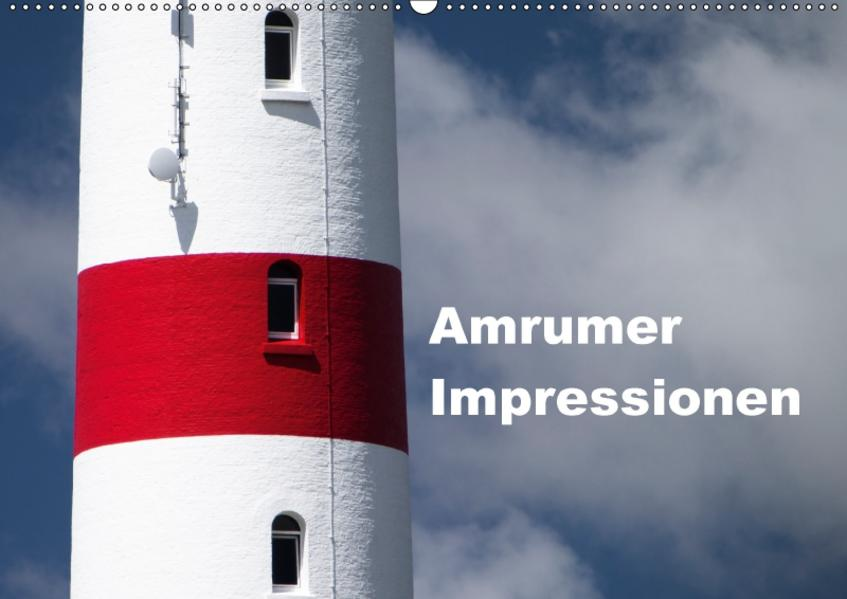 Amrumer Impressionen (Wandkalender 2017 DIN A2 quer) - Coverbild