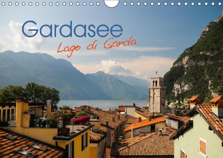 Gardasee. Lago di Garda (Wandkalender 2017 DIN A4 quer) - Coverbild
