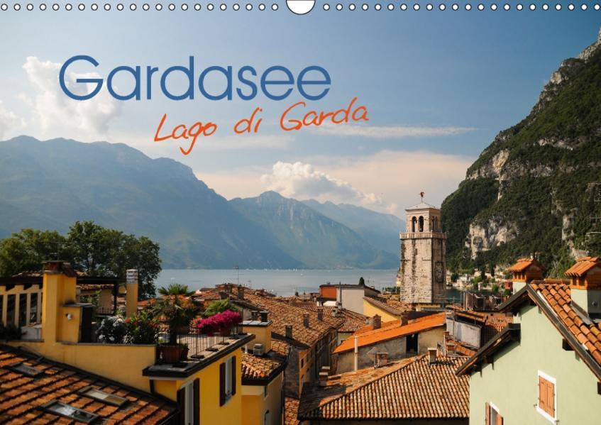 Gardasee. Lago di Garda (Wandkalender 2017 DIN A3 quer) - Coverbild